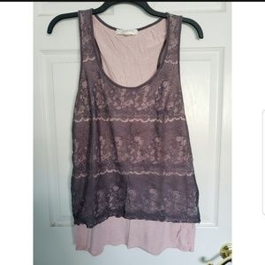 Lacy Tank Top